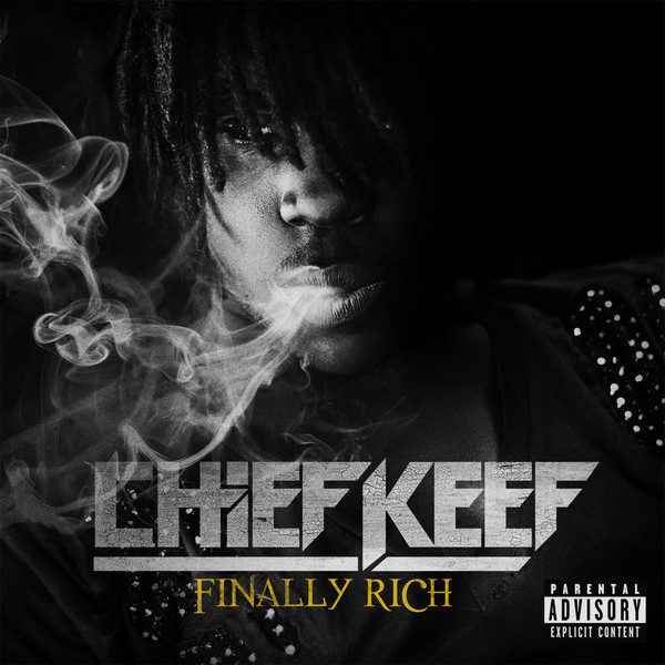Chief Keef - Finally Rich (Deluxe Version)  Cover