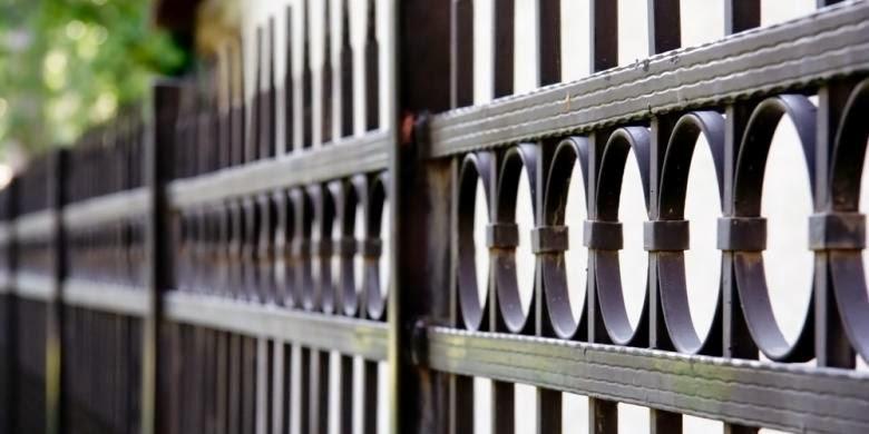 Tips Mencegah Pagar Besi Berkarat