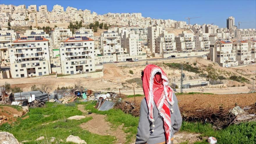 Nueva ley israelí permite confiscación de más tierras palestinas