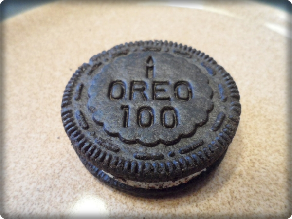 Just The Way It Is...: Its An Oreo Party and Ill Cry If I Want To