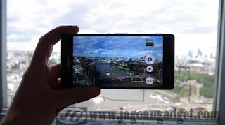 Hasil kamera Sony Xperia Z3 Compact dengan resolusi 20.7MP