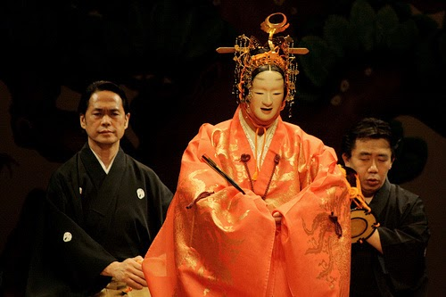 the importance of dance in japanese play noh Japanese dance history  a famous japanese myth tells us that amenouzume no mikoto danced in front of the amano iwato to open the cave entrance that amaterasu.