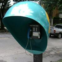 Orelhões podem se tornar pontos de acesso à internet