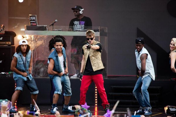 Video Justin Bieber MTV World Stage Live In Malaysia 2012