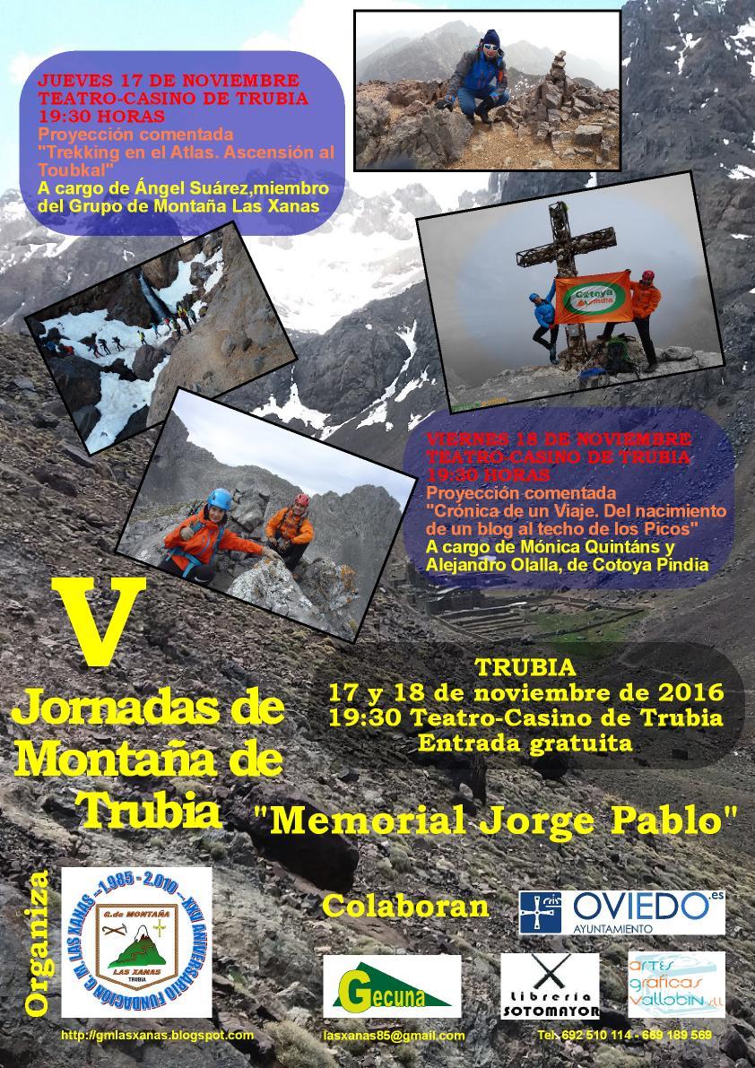 Jornadas de Montaña de Trubia