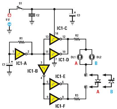 Testeur de circuit intégré