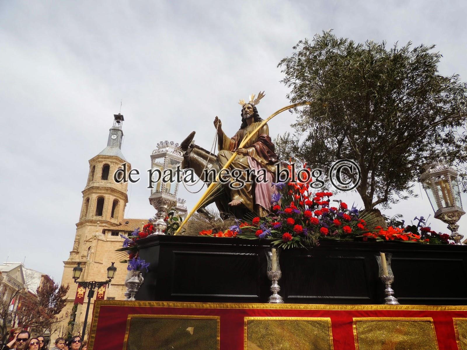 Borriquita Valdepeñas