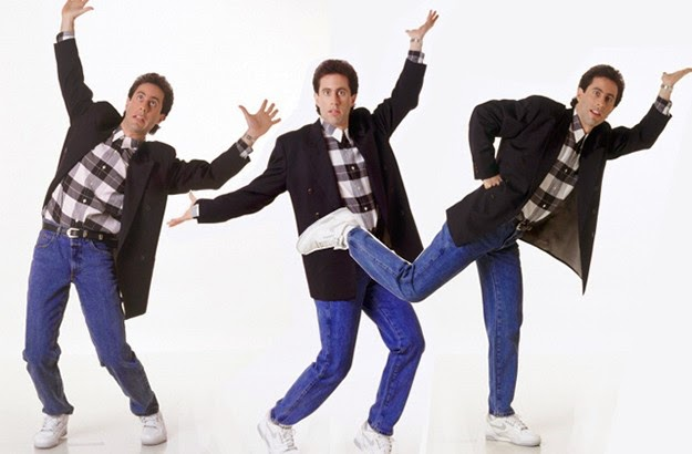 Jerry Seinfeld is a Style Icon