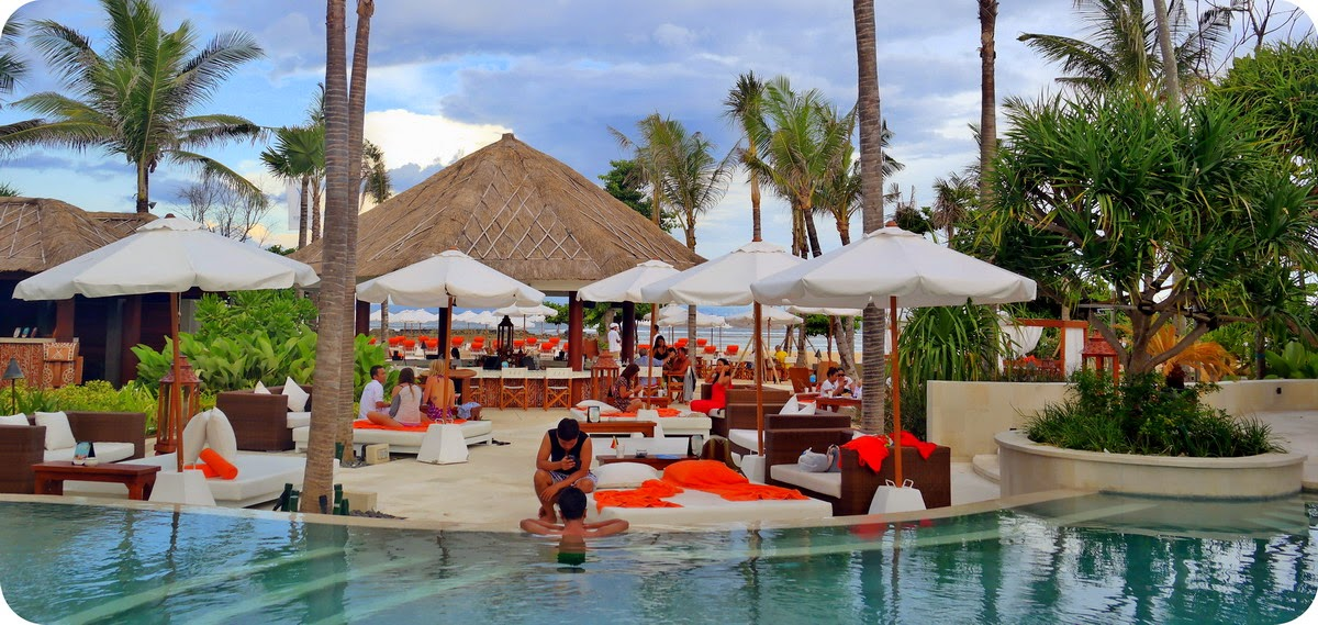 Nikki Beach Club Bali