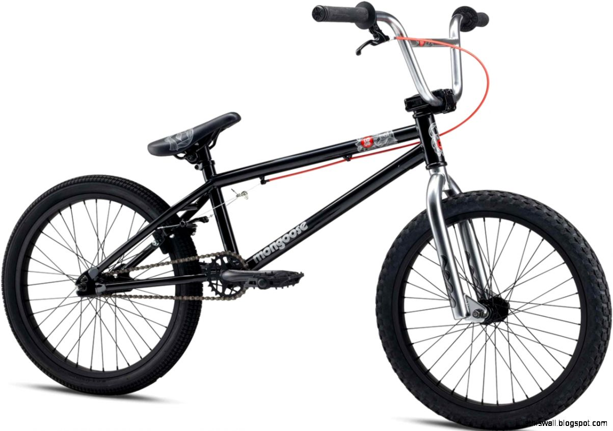 Mongoose BMX Bike Logo