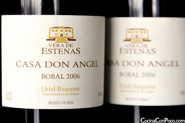 Casa Don Angel Bobal - Vera de Estenas