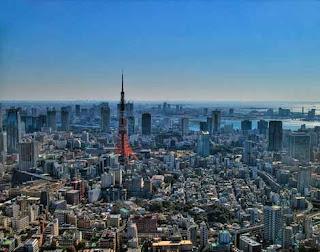 Dünyanın En Kalabalık Şehri: Tokyo