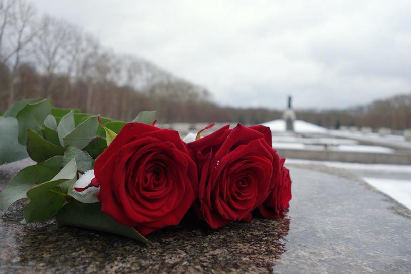 Sowjetisches Ehrenmal in Treptower Park, Berlin