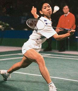 Susi Susanti : wallpapers badminton female legend from Indonesia ...