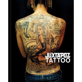 Juxtapoz Tattoo - Henry Lewis, Roger Gastman