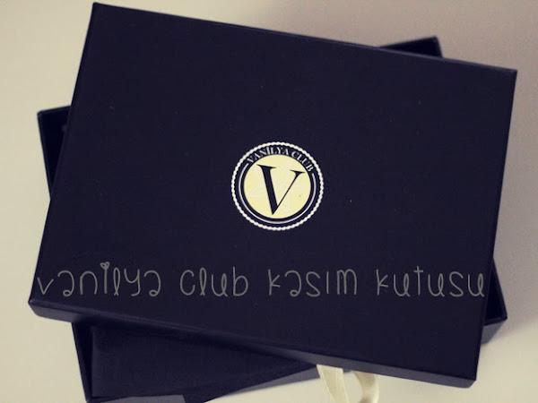 Vanilya Club Kasım 2013 Kutusu