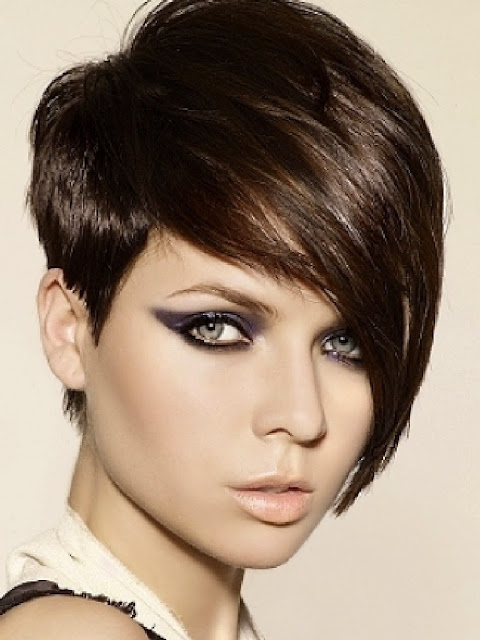 Retro Funky Short Hairstyles