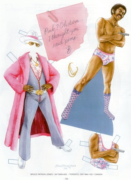 the paper collector  paper doll studio issue 101