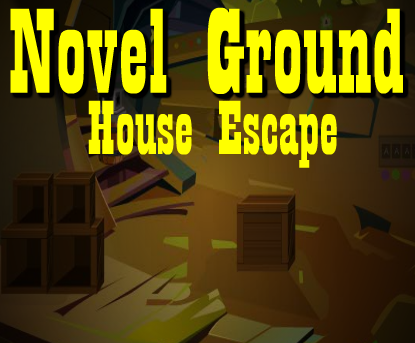 Novel ground house escape walkthrough for Minimalistic house escape 5 walkthrough