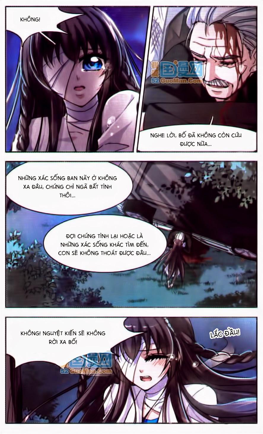 Huyet Toc Cam Vuc Chap 9 - truyen Huyết Tộc Cấm Vực online