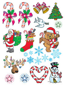 Christmas Tattoos