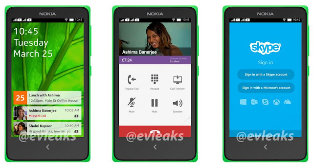 Nokia Normandy press image