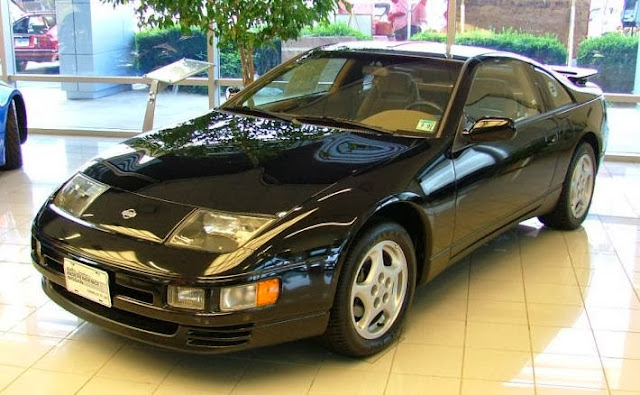 Nissan 300ZX Twin-Turbo
