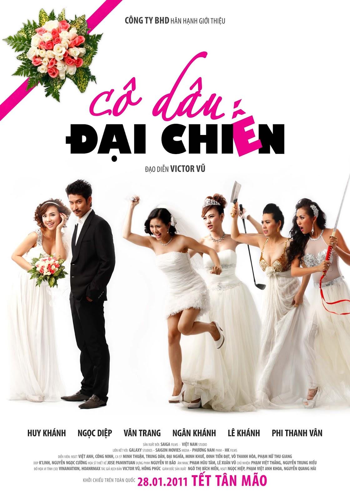 Cô Dâu Đại Chiến - Battle of the Brides -  2011