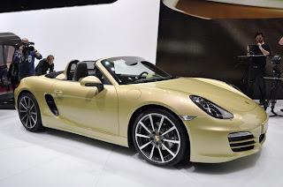 2013 Porsche Boxster