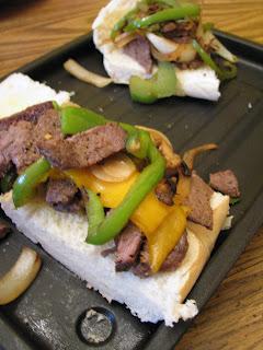 venison sandwiches