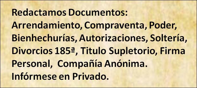 Redactamos Documentos.