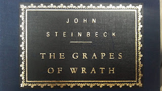 john steinbeck cover from the grapes of wrath