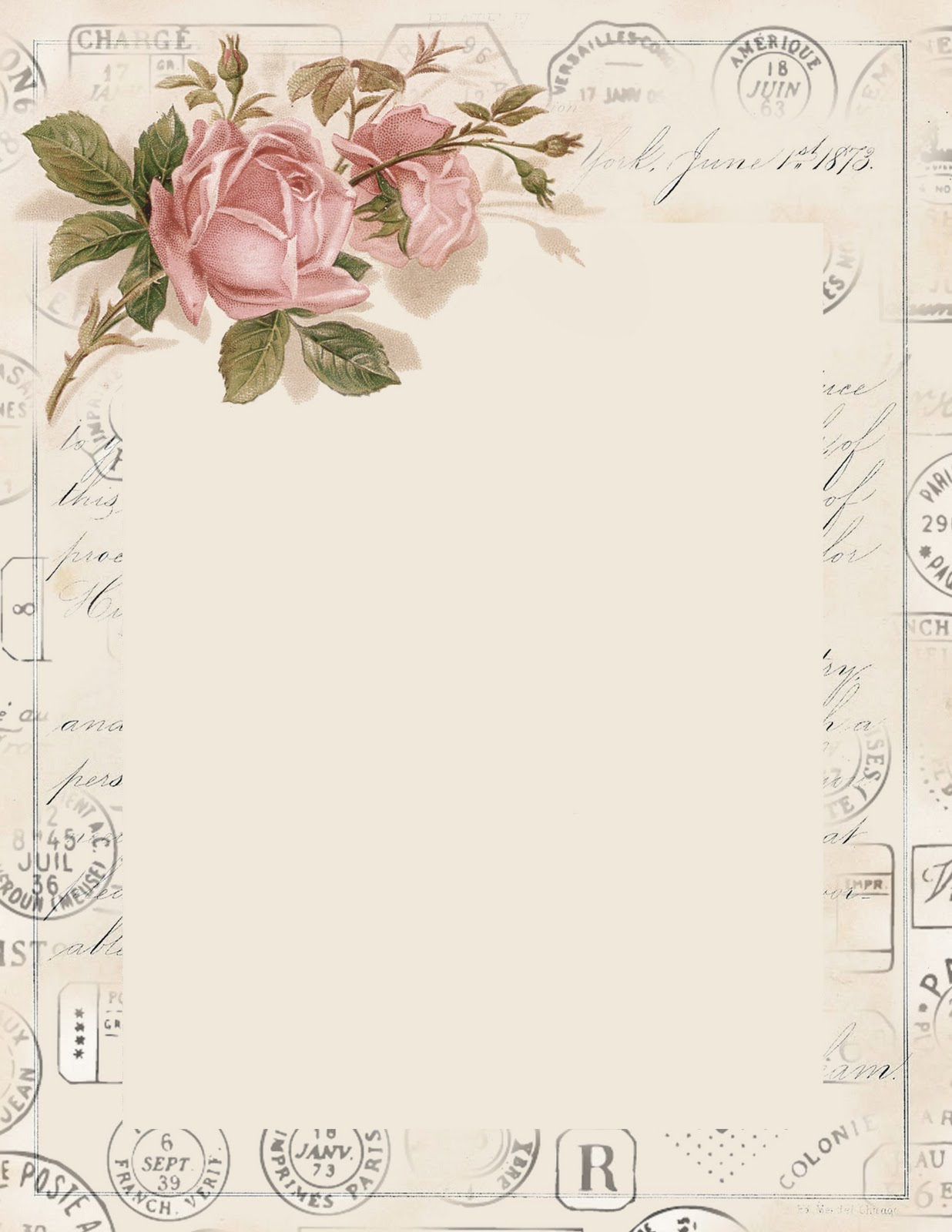 Lilac & Lavender: Pretty Stationery