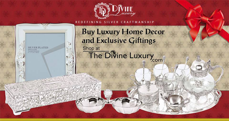Luxury Designer Home Decor Accessories