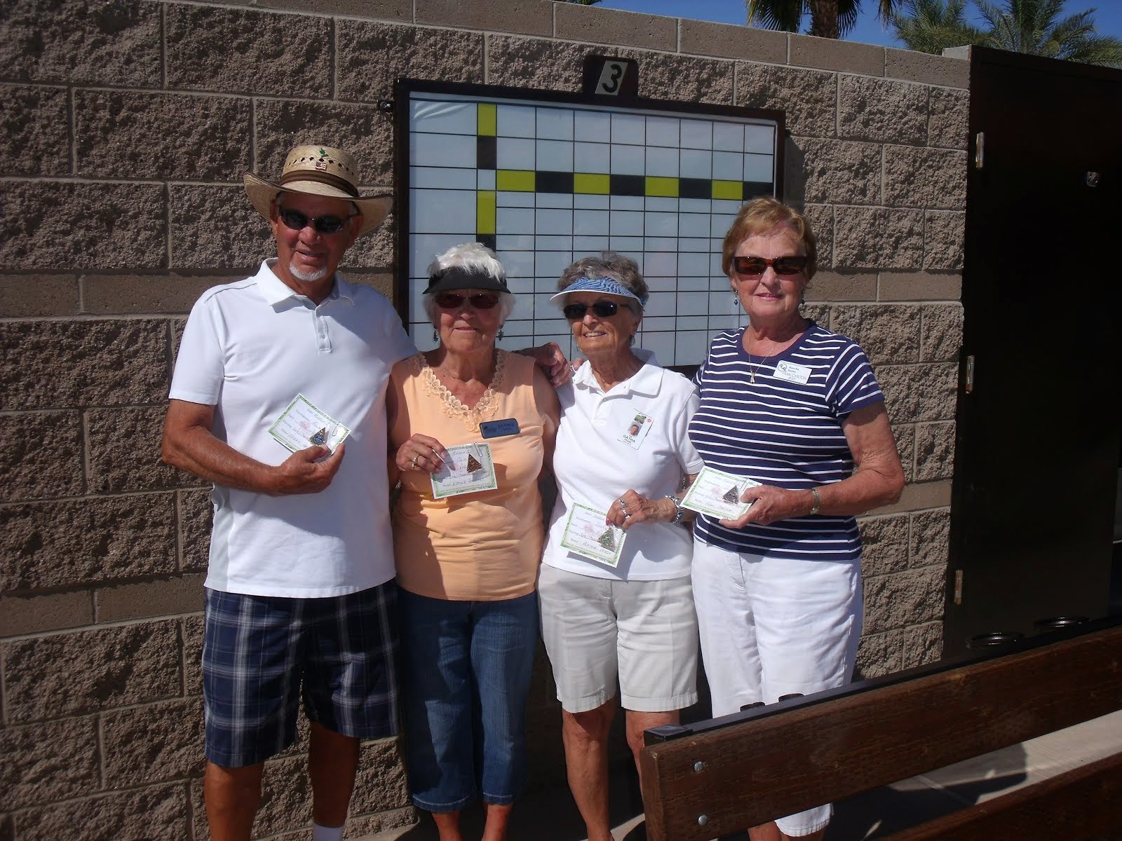 The Palms 2015 Fun Tournamnet