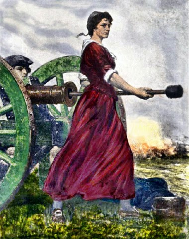 boston 1775 the legend of molly pitcher a new source
