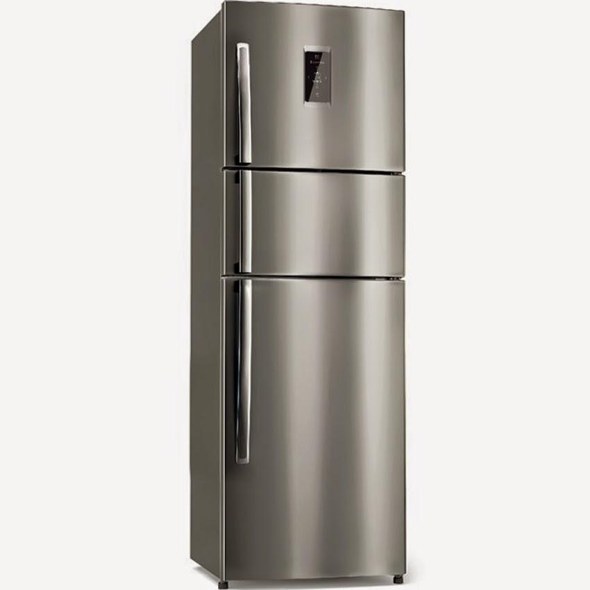 Tủ Lạnh 3 cửa Electrolux EME3500SA-RVN (350 lít)