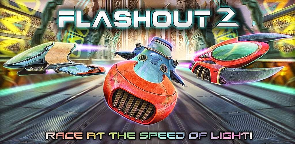 FLASHOUT 2 V1.2 APK + DATA  [UNLIMITED COINS]