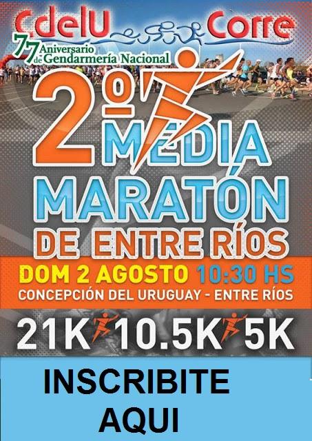 2º MEDIA MARATON DE ENTRE RIOS