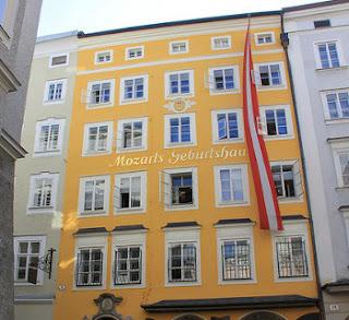 Casa de Mozart - Viena