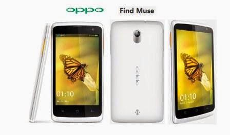 Harga Oppo Find Muse R821 baru, Harga Oppo Find Muse R821 bekas, Spesifikasi Lengkap Oppo Find Muse R821