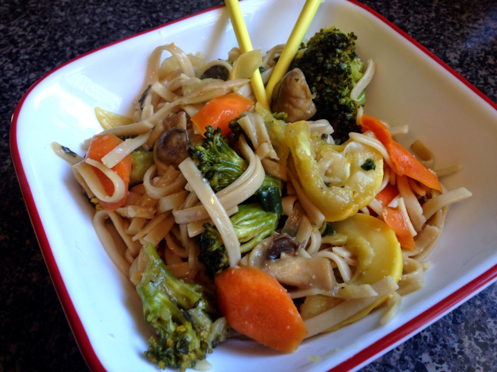 Vegan crunk vegan lo mein noodles im planning to save the recipe for my next cookbook which will be a look at veganized food trends through the past decades the history of chinese food in forumfinder Images