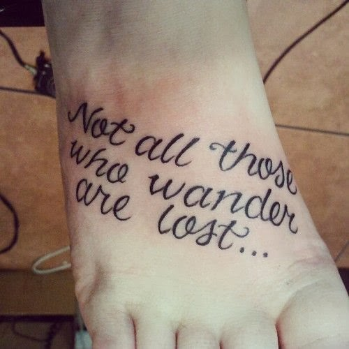 Great Quotes Tattoo For Men. QuotesGram