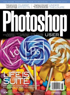 Photoshop User Magazine May June 2013