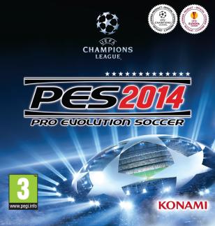 Pro Evolution Soccer 2014 adalah game sepakbola buatan KONAMI yang ...