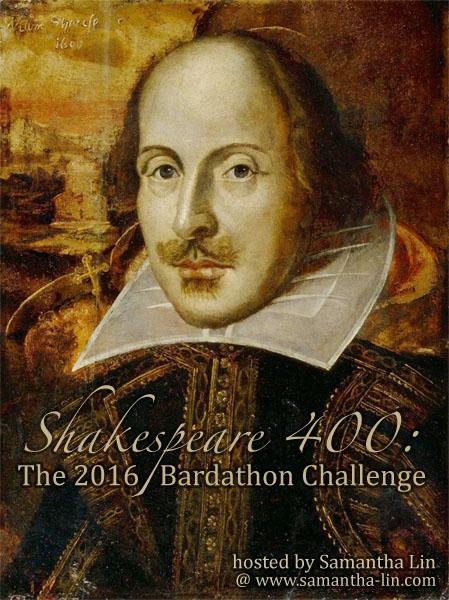 The 2016 Bardathon Challenge