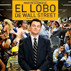 Poster The Wolf of Wall Street 2013