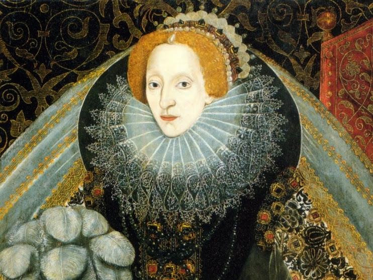 Sun Queen Elizebeth I