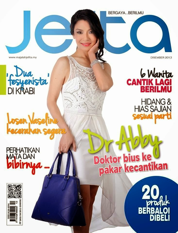 Majalah JELITA Disember 2013