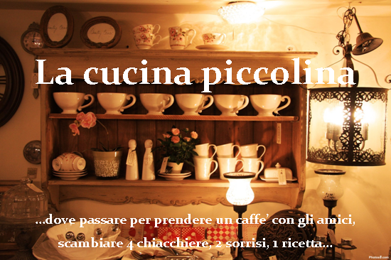 La cucina piccoLINA